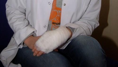 KSÜ'de doktorlara darp iddiası..