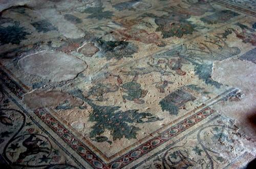 ''Germenicia'' Antik Kenti arkeopark olacak..