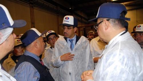 Fas Ulaştırma Bakanı Rabah'tan Gaziantep'e övgü..
