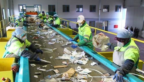 Çöpten yerli yapım 'MÖP' projesi ..
