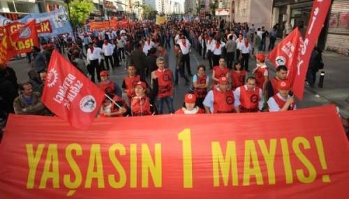 İstanbul savaş alanına döndü..
