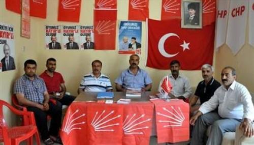 CHP'de 'çözüm süreci' istifası..