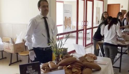 Ekmeğini koru ekonomiye katıl paneli yapıldı..