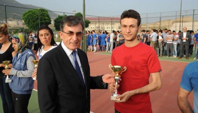 KSÜ 12. Bahar Etkinlikleri ödülleri verildi..