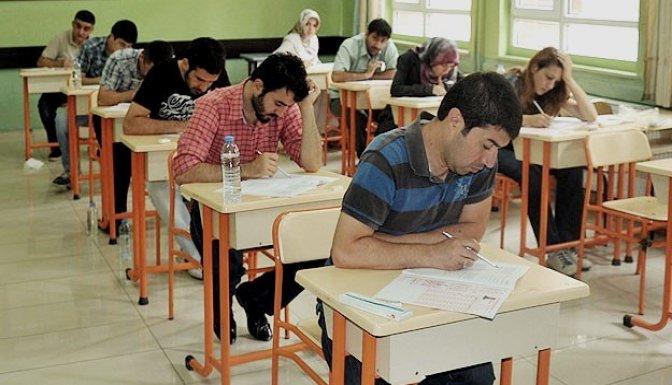 Kamu Personeli Seçme Sınavı hafta sonunda..