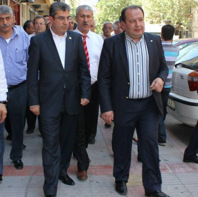 CHP Genel Başkan Yardımcısı'ndan ZMO'ya ziyaret..