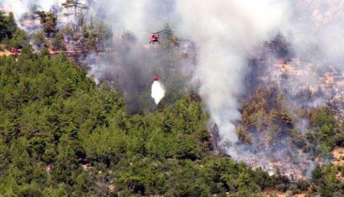 'Yangınların yüzde 90'ı insan eliyle çıkıyor'