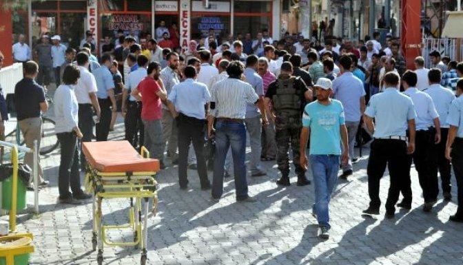 Suriye'den gelen mermi yaraladı..