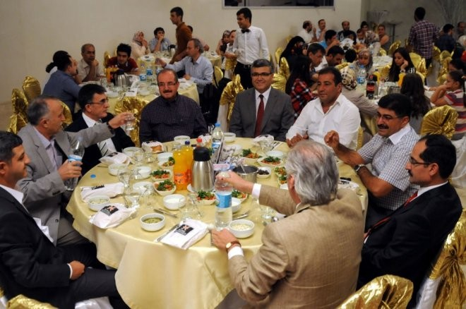 Sevgi ve hoşgörü iftar sofrasında buluştu
