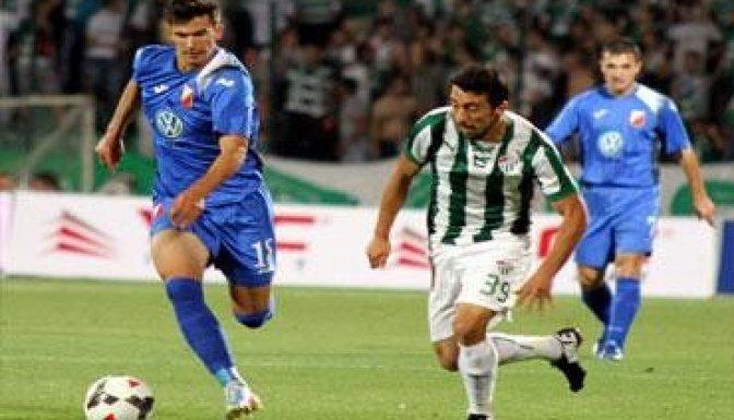 Bursaspor: 0 Vojvodina: 3