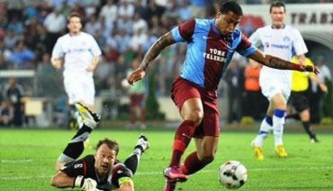 Trabzonspor: 0 Dinamo Minsk: 0
