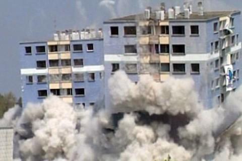 Binalar bu kez dönüşüm için yıkılacak