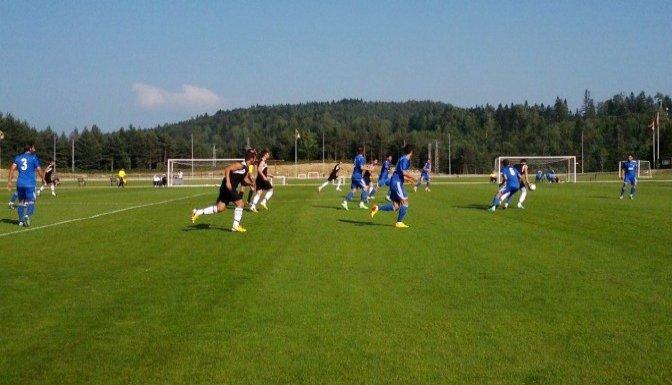 Belediyespor hazırlık maçında 3-0 galip