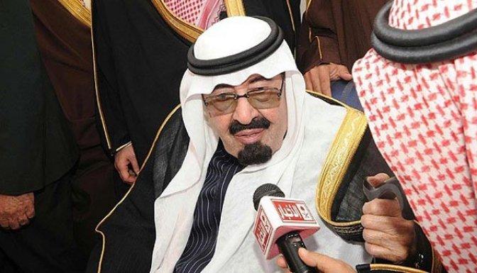 Kral Abdullah'tan darbecilere destek
