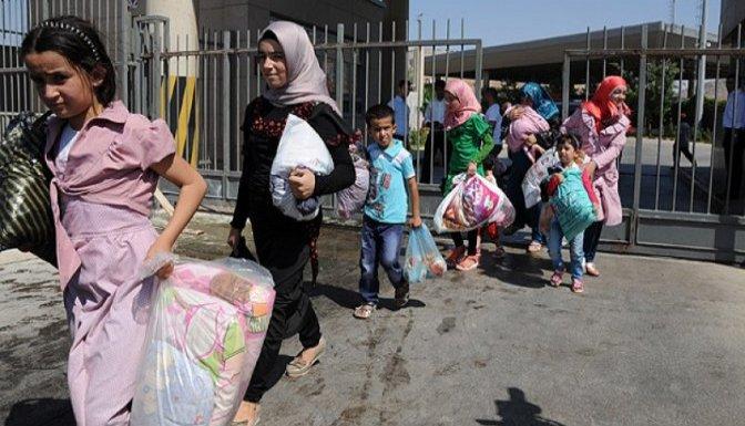 Bir haftada 8 bin Suriyeli Reyhanlı'ya geldi