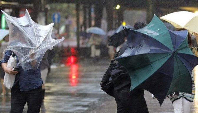 Meteoroloji'den kuvvetli sağanak yağış uyarısı!