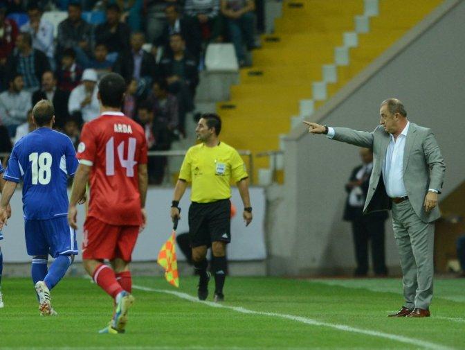Türkiye: 5 Andorra: 0