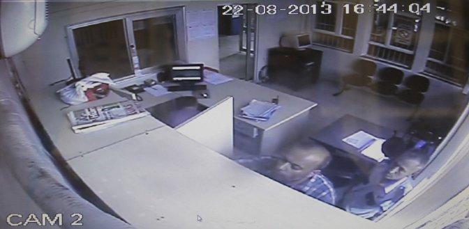 Polis merkezinde kumar oynandığı iddiası