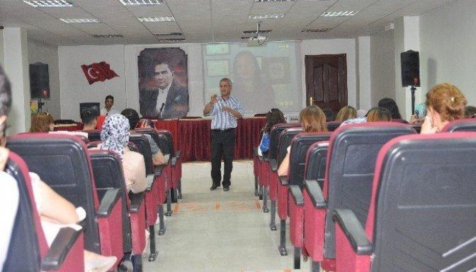 Yeni Öğretmenlere uyum semineri