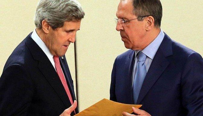 ABD ve Rusya'dan Suriye için ortak karar