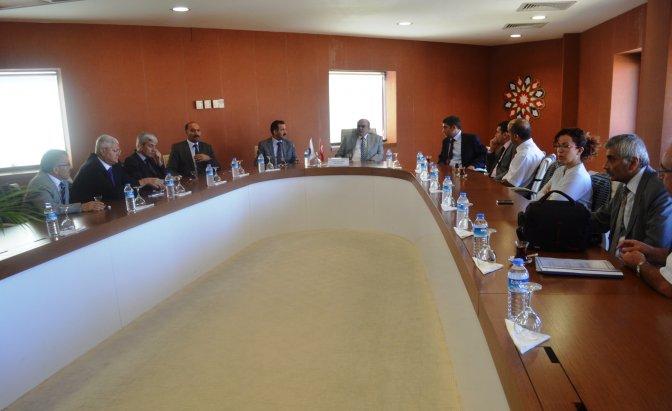 KSÜ ile MEM işbirliği protokolü imzaladı