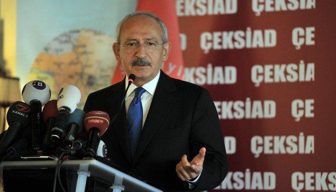 'Dış politikamız barış eksenli olmalı'
