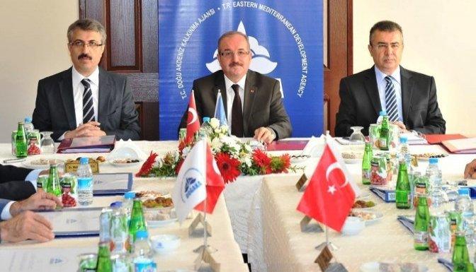 DOĞAKA 49. toplantısını Osmaniye'de yaptı