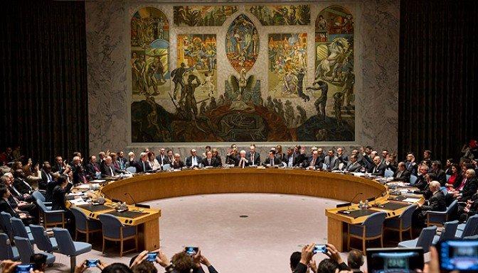 BMGK'nın Suriye karar tasarısı kabul edildi
