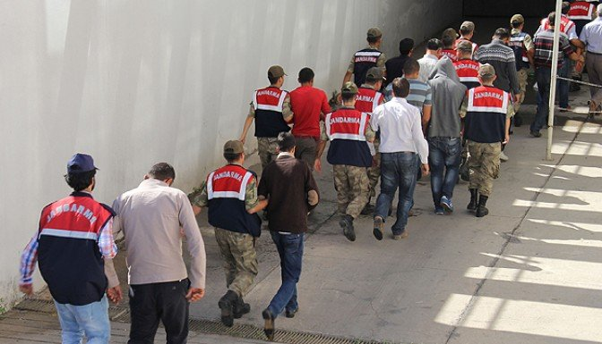 Kaçakçılık operasyonunda 26 tutuklama