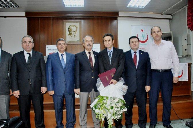 Gaziantep'e 'göz bankası' kuruldu