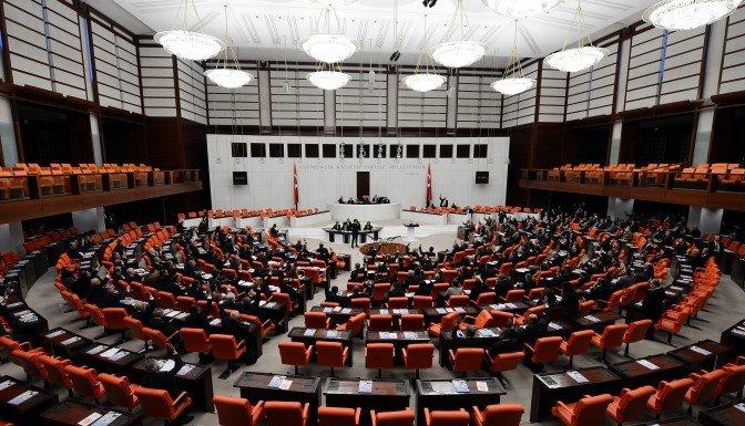 Meclis'in 2014 bütçe teklifi 775 milyar TL