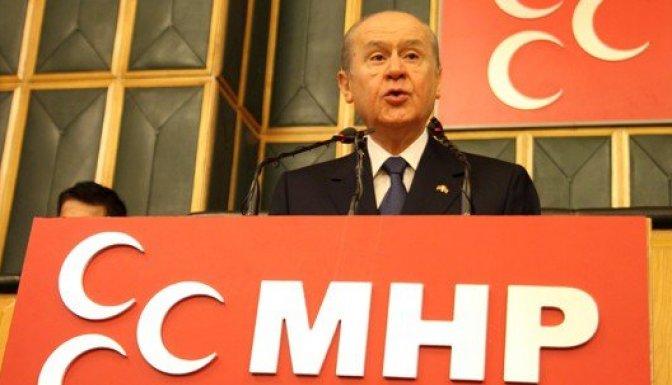 MHP'den flaş karar, il teşkilatını kapattı