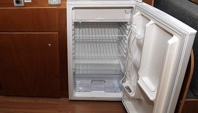 Yurt buzdolabında bebek cesedi bulundu