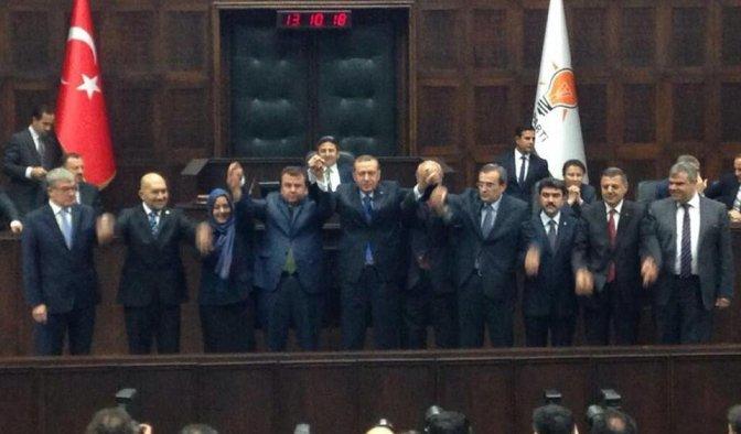 Ak Parti Büyükşehir Adayı Fatih Mehmet ERKOÇ