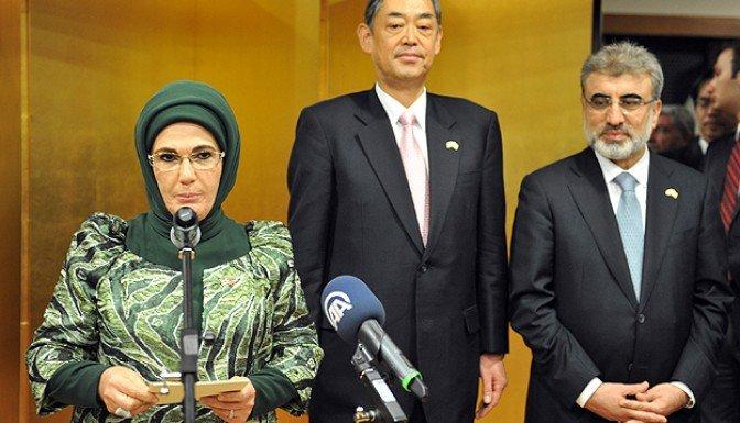 Emine Erdoğan'dan suç duyurusu