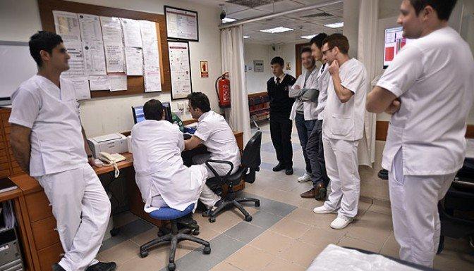 Sağlıkçılara mahkemeden riskli birim müjdesi