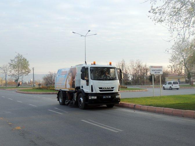 Çevre Koruma'nın yeni araçları hizmette