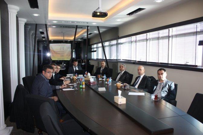 KALİDA İnşaat Komitesi K. Irak'tan döndü