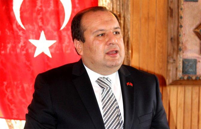 MHP, Yusuf Temizkan'ı basına tanıttı