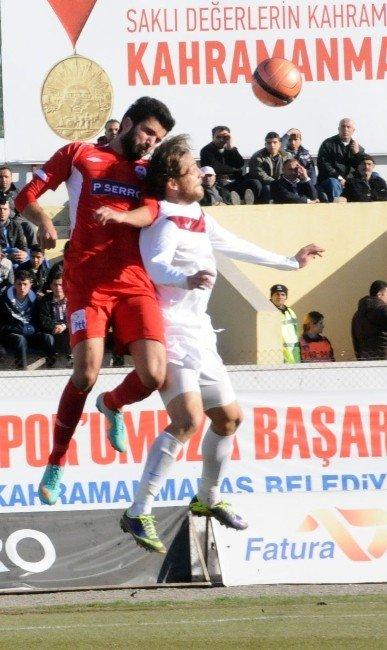 Kahramanmaraşspor nihayet 3-2 galip!