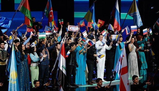 'Türkvizyon' Şarkı Yarışmasında Azerbaycan birinci