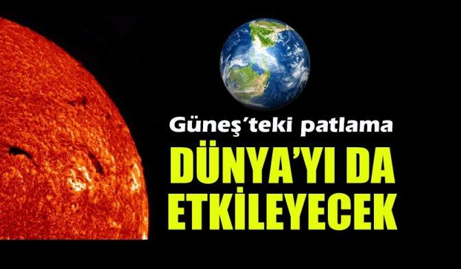 Patlamalar dünyayı da etkileyecek