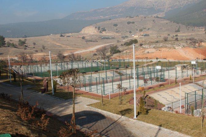 Muhsin Yazıcıoğlu Parkı'nda 2. Etap hazır
