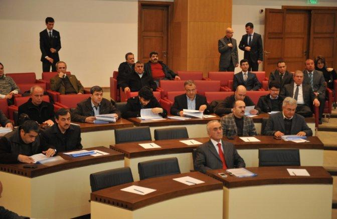 Belediye Meclisi itirazları görüştü