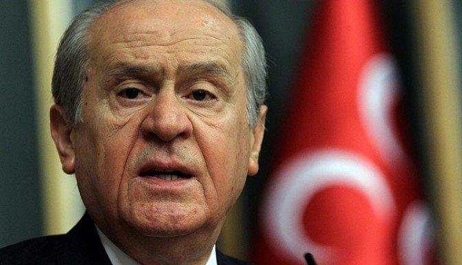 Bahçeli'den hükümete ve Erdoğan'a ağır eleştiri!