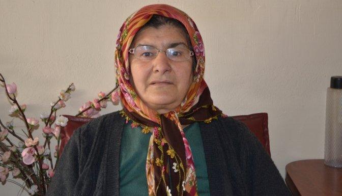 Kozan'ın tek kadın muhtar adayı