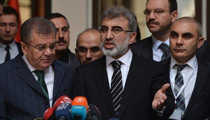 Azerbaycan'dan doğalgaz akışı başladı