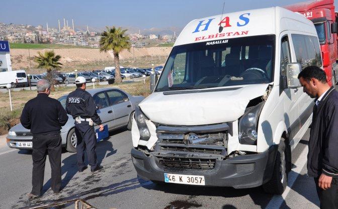 Zincirleme kaza: 5 yaralı