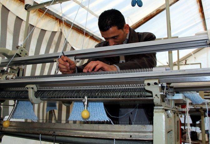 Çadır kent örgücüleri pazar arıyor