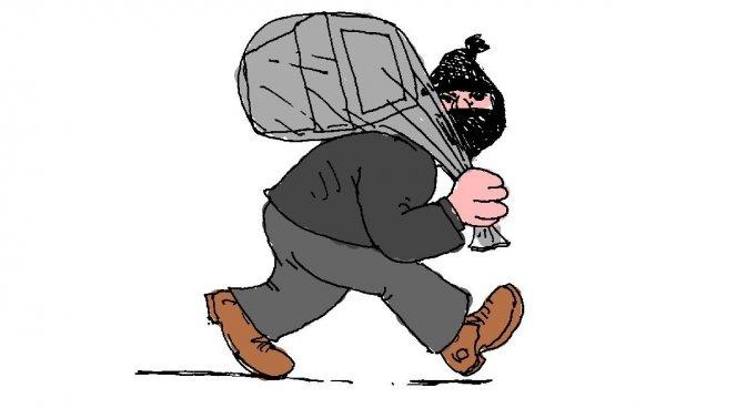Hırsızlar mezra evlerine dadandı